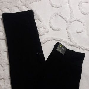 Girls sz XL 14 Old Navy blk leggings NWT